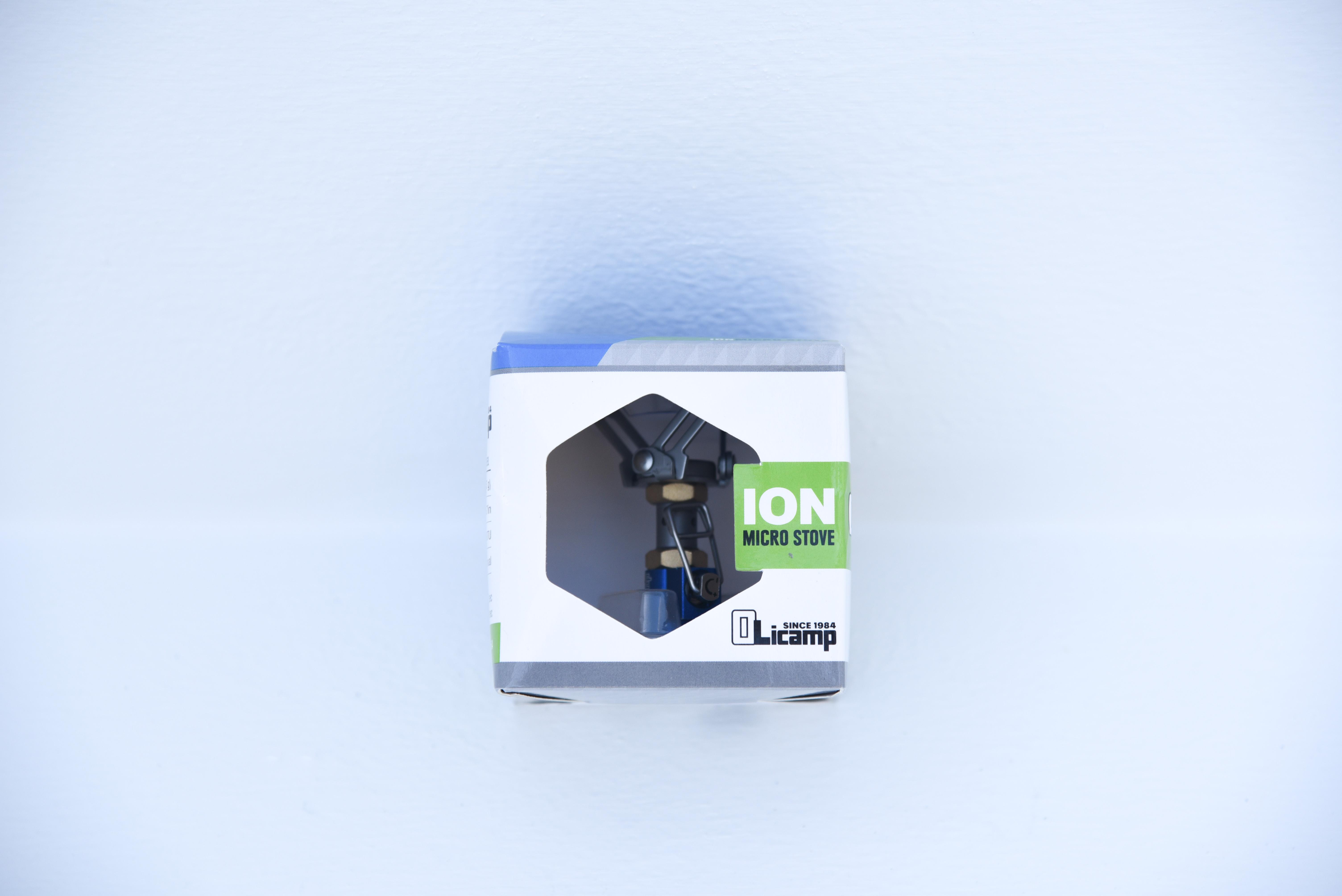 Portable Olicamp ION Titanium Micro Stove | The Perfect Prepper