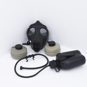 gas mask the perfect prepper