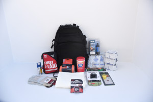 Basic Emergency Go Bag - 1 Person - Perfect Prepper