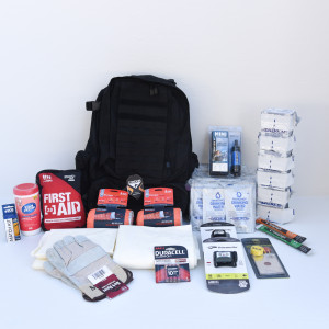 Basic Emergency Go Bag - 2 Persons - Perfect Prepper