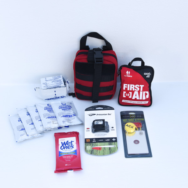 Basic Student Emergency Kit – Perfect Prepper