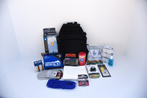 Deluxe Emergency Go Bag - 1 Person - Perfect Prepper
