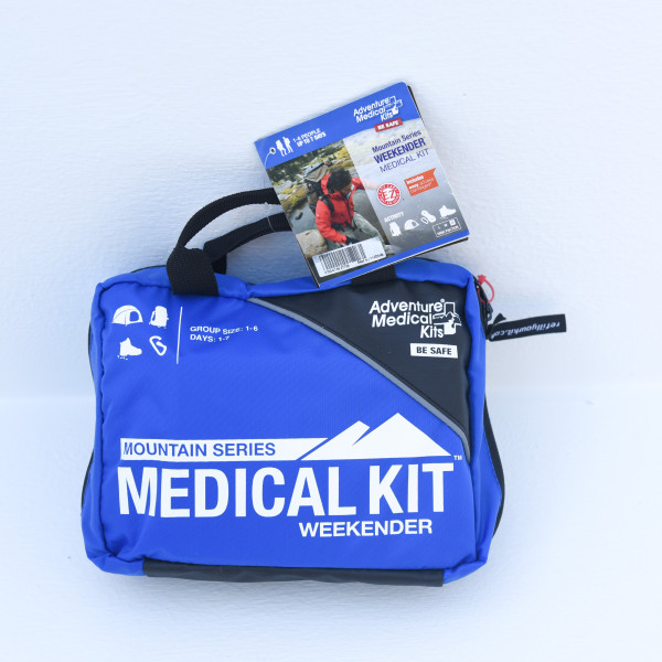 AMK Weekender First Aid Kit – Perfect Prepper