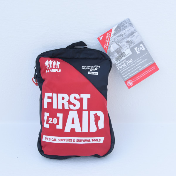 AMK 2.0 Basic First Aid Kit – Perfect Prepper