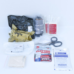 Intermediate Trauma & Traumatic Bleeding Kit - Perfect Prepper