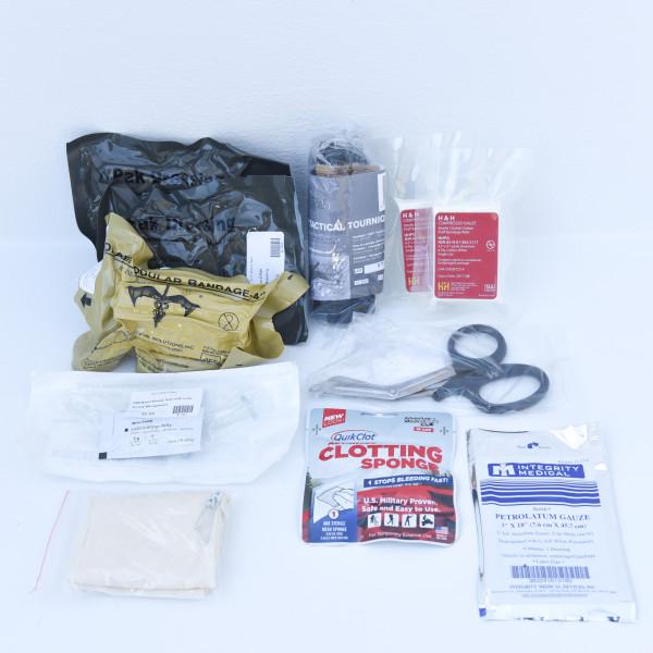 Intermediate Trauma & Traumatic Bleeding Kit – Perfect Prepper