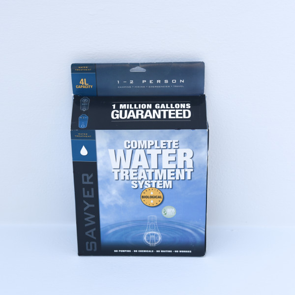 Sawyer Complete Water Treatment System – Perfect Prepper