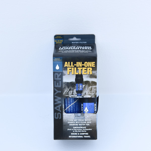 Sawyer All In One Water Filter – Perfect Prepper