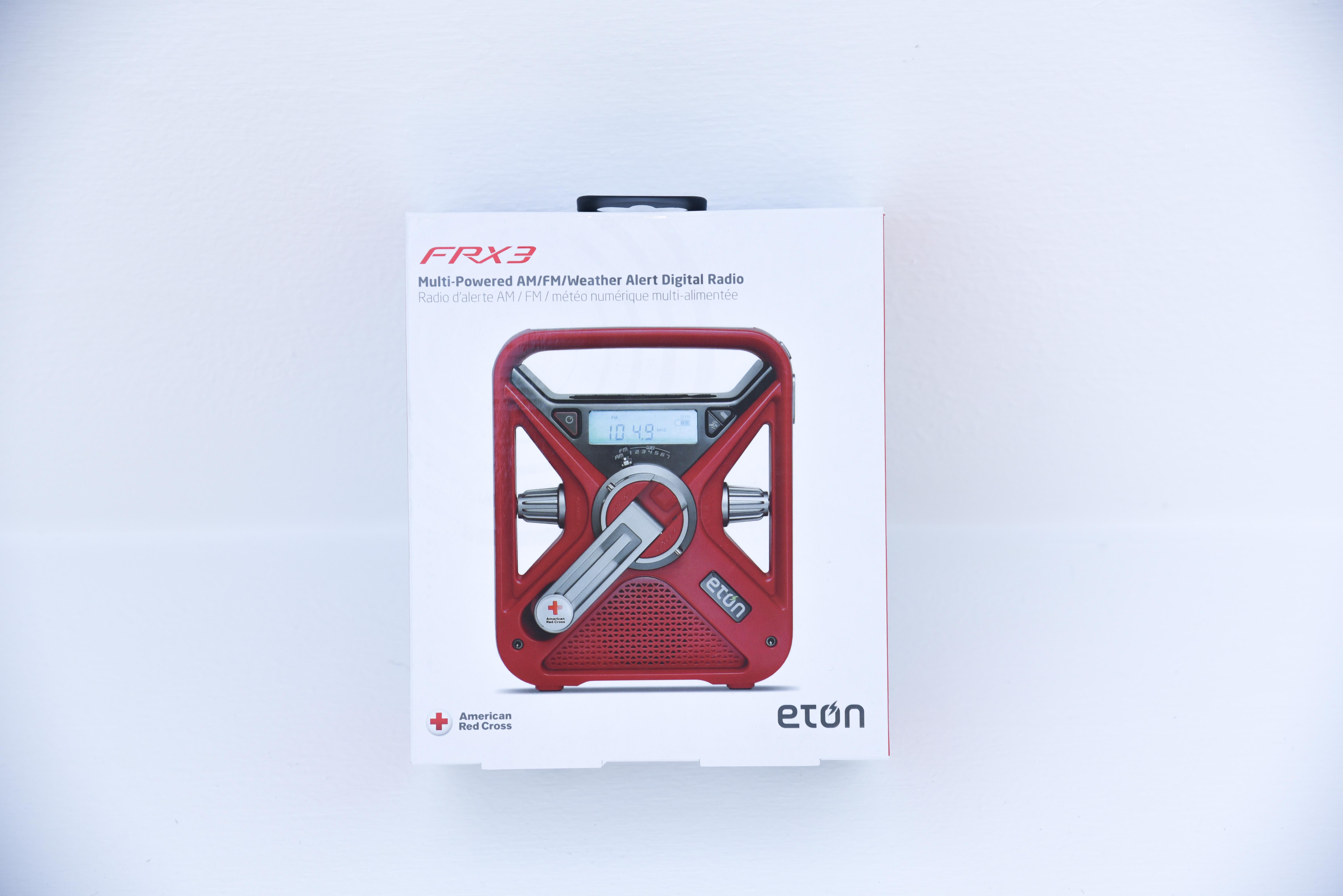 Eton FRX3 Emergency Radio U0026 Flashlight