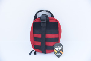 Heavy Duty Nylon Pack with Rip-Away Velcro - Perfect Prepper