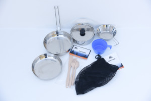 Olicamp Deluxe Mess Kit - Perfect Prepper