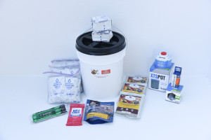Deluxe Food & Water Kit - Perfect Prepper