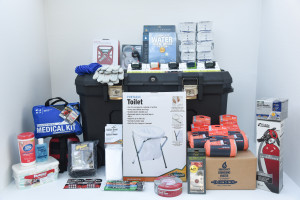 Office Emergency Kit - Perfect Prepper