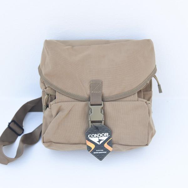 Heavy Duty Nylon Tri-Fold Pack – Perfect Prepper