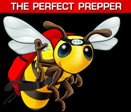 the perfect prepper alternate logo